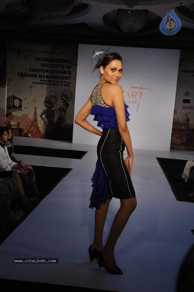 Celebs Mod Art International Graduating Fashion Show At Hotel Sea Princess In Juhu Mumbai Celebrity Visits
